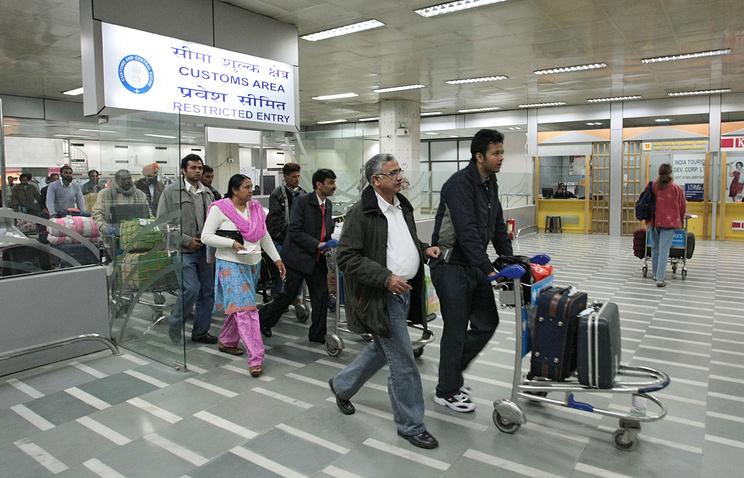 Аэропорт города Дели