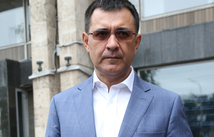 Отец Романа Селезнева депутат Госдумы РФ Валерий Селезнев