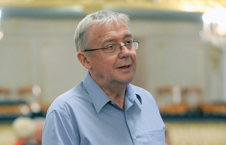 Британский режиссер Грэм Вик