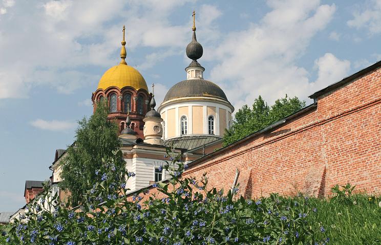 Свято-Покровский Хотьков монастырь