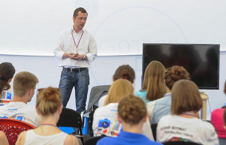 Главный редактор службы региональных новостей Василий Гулин рассказывает о тонкостях работы в ИТАР-ТАСС