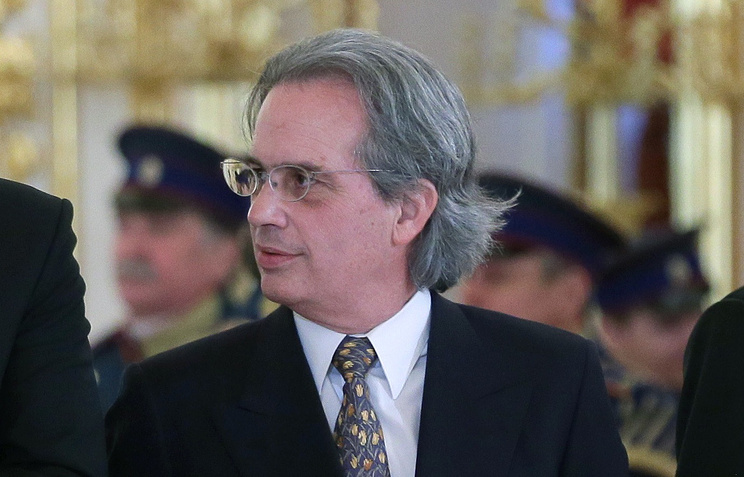 Посол Аргентинской Республики Пабло Ансельмо Теттаманти