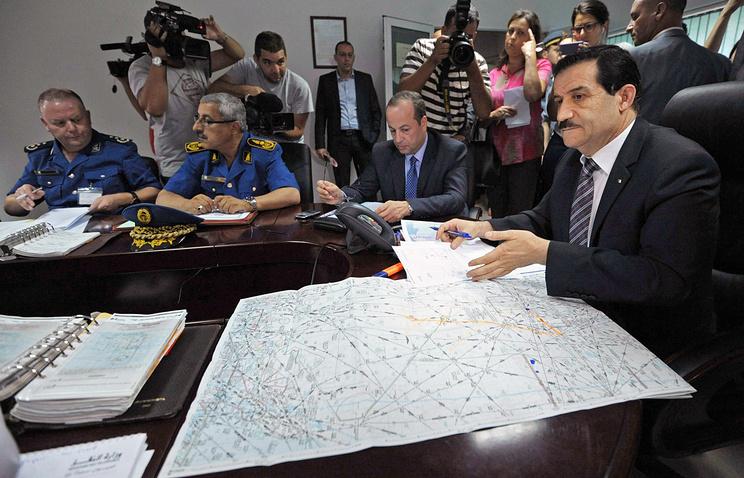 При МИД Алжира сформирован кризисный штаб для координации усилий по расследованию инцидента