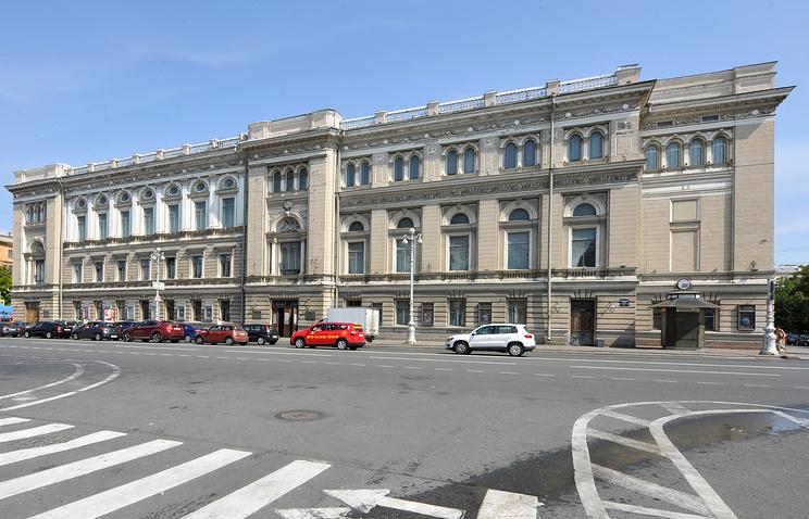 Консерватория имени Н.А. Римского-Корсакова