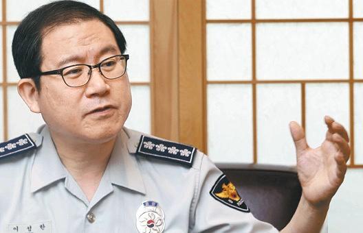 Директор Национального агентства полиции  Республики Корея Ли Сон Хан