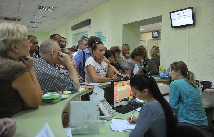 """Ярмарка вакансий"" для беженцев с Украины"