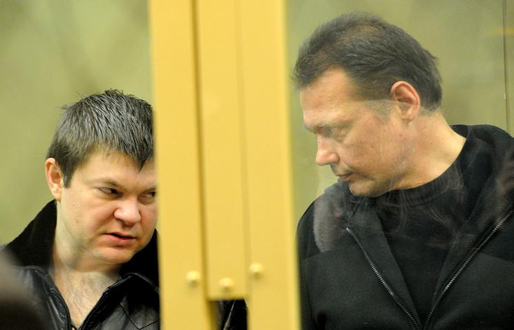 Сергей Цапок и Игорь Черных, 19 ноября 2013 год
