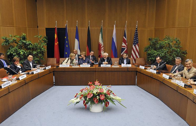 Во время переговоров в июле 2014 года в Вене