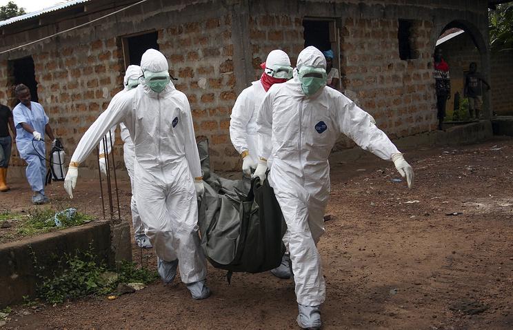 По данным ВОЗ в результате БВВЭ погибли свыше 1 тыс. человек
