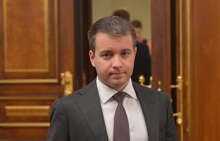 Глава Минкомсвязи РФ Николай Никифоров