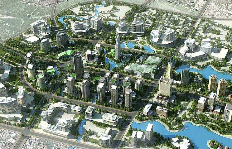 """Парк высоких технологий """"Хоалак"""" во Вьетнаме"""