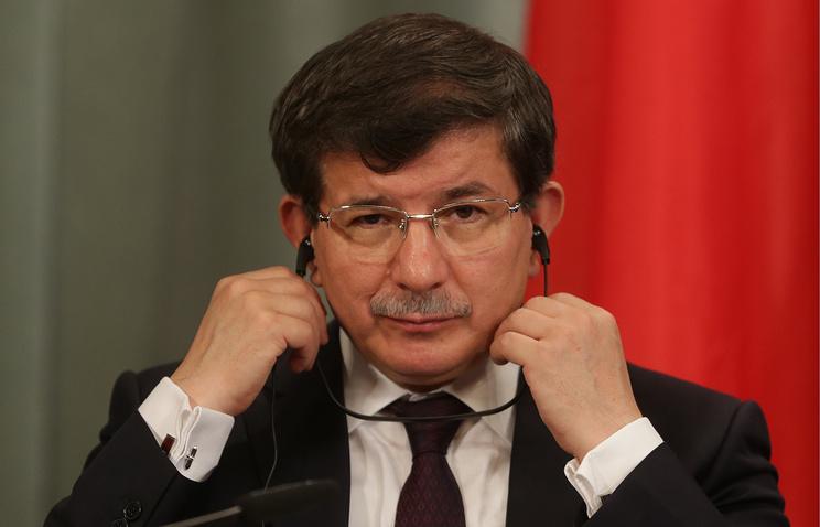 Ахмет Давутоглу
