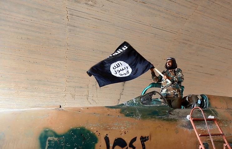 Боец исламского государства