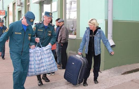 Беженцы с Украины в Улан-Удэ