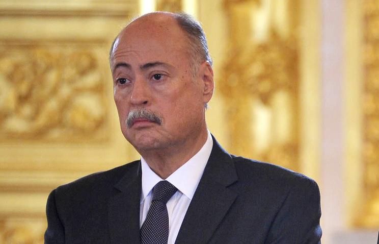 Посол Мексики в РФ Рубен Альберто Бельтран Герреро