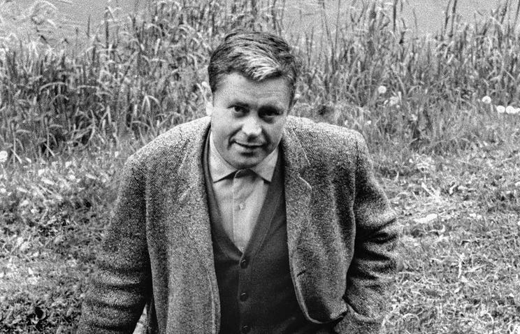 Донатас Банионис, 1968 год