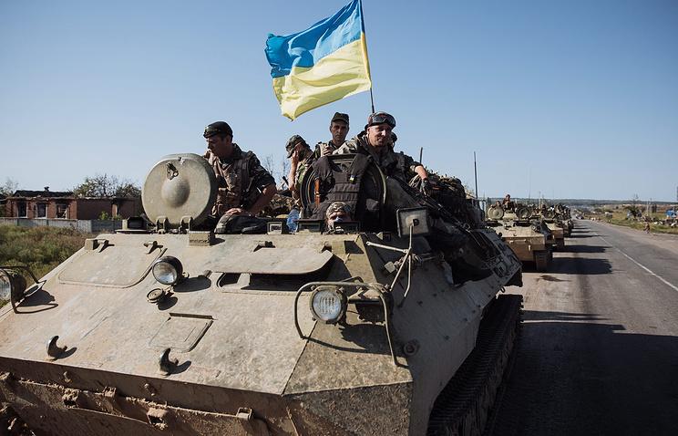 Танки украинской армии