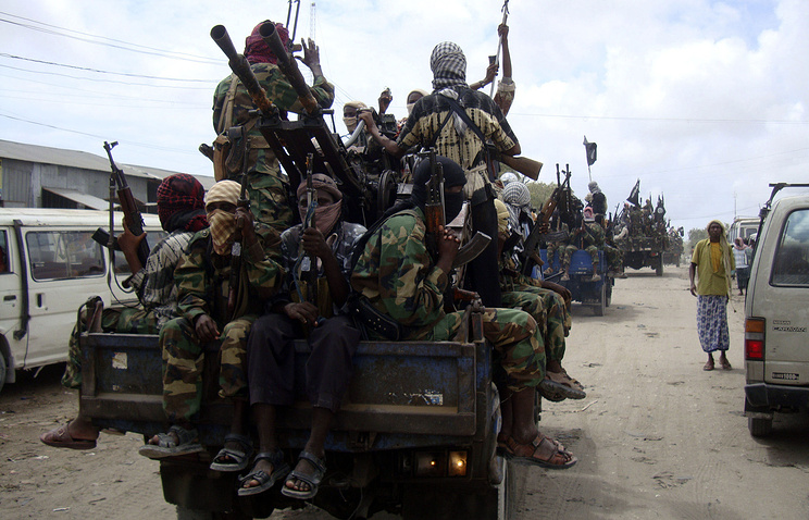 Ситуация в Сомали