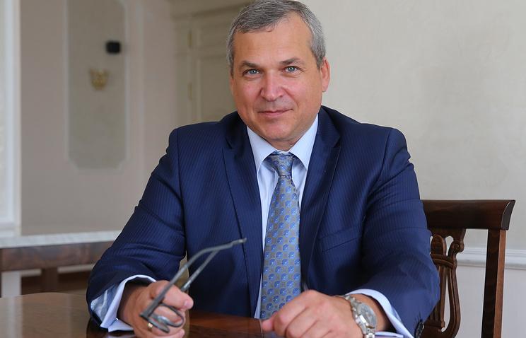 Торговый представитель РФ в США Александр Стадник