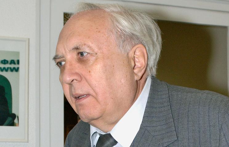 Игорь Бармин