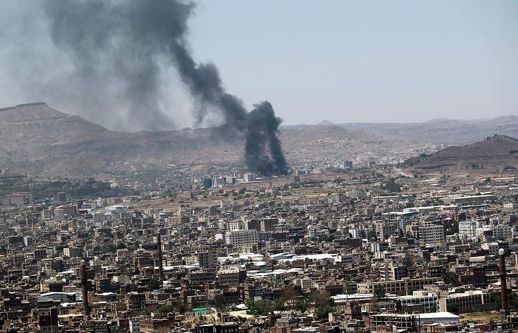 Ситуация в Йемене, 21 сентября 2014 года