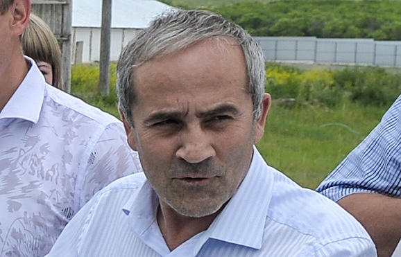 Иван Вагнер, экс-министр сельского хозяйства Хакасии