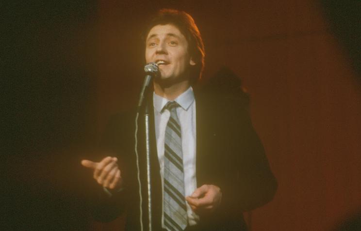 Яак Йоала, архивное фото 1982 год