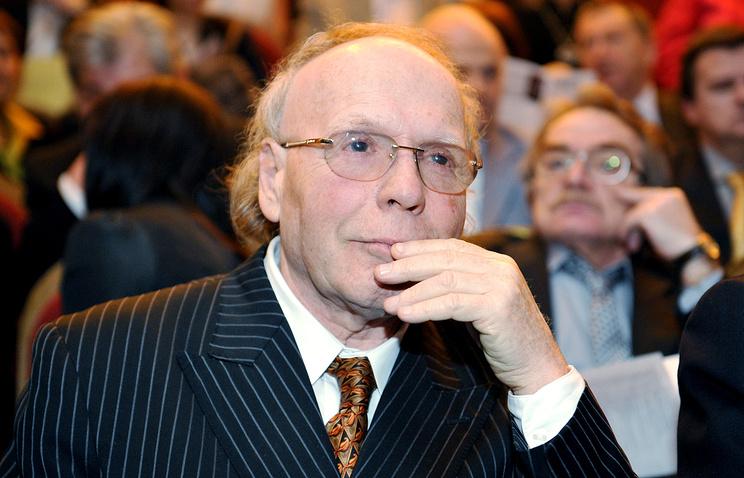 Писатель Эдвард Радзинский