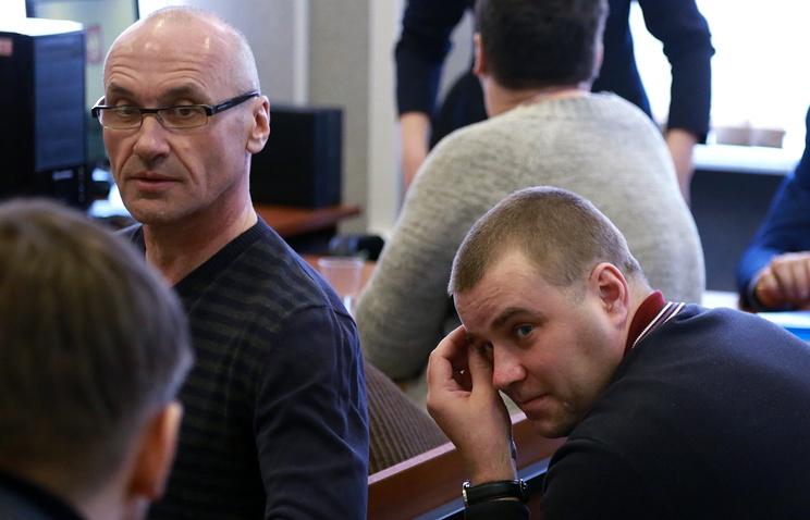 Сергей Дербенев и его сын Игорь Дербенев
