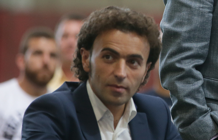 Генеральный директор ЦСКА Роман Бабаев