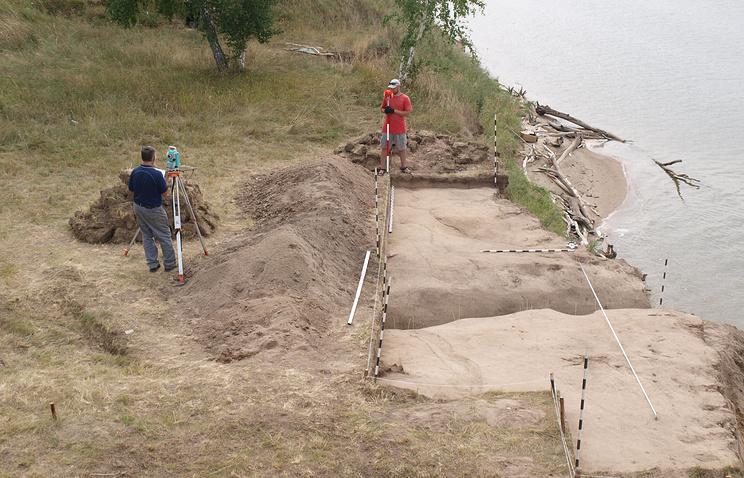 Спасательные археологические раскопки на городище Ивановское-4. Ордынский район Новосибирской области