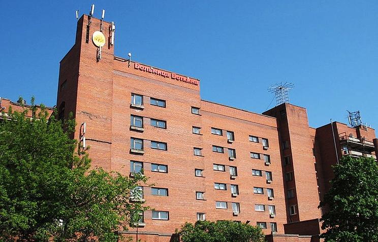 Клиническая инфекционная больница имени С.П.Боткина