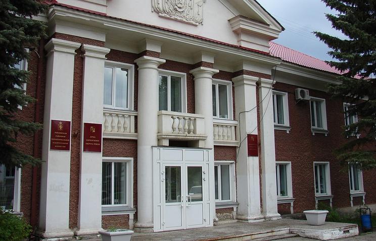 Здание мэрии Ревды