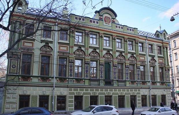 Усадьба фабриканта С.М. Шибаева