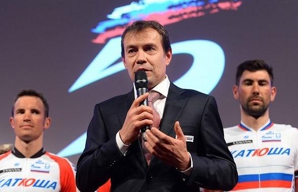 Вячеслав Екимов (в центре)