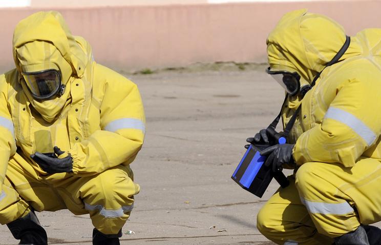 Взрывотехники, архивное фото, 2008 год