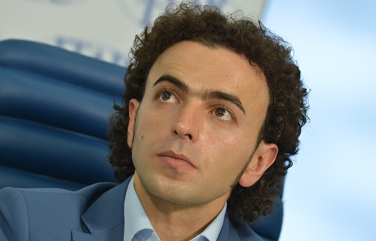 Гендиректор ЦСКА Роман Бабаев