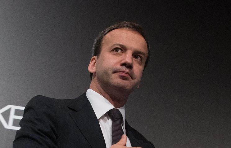 Председатель организационного комитета Аркадий Дворкович