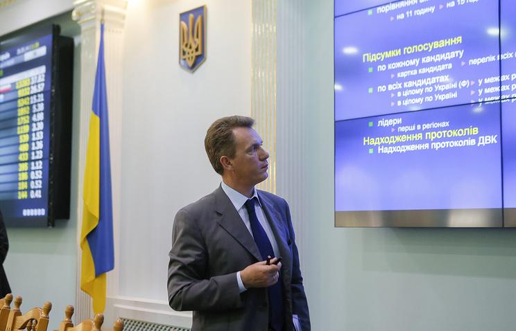 Михаил Охендовский