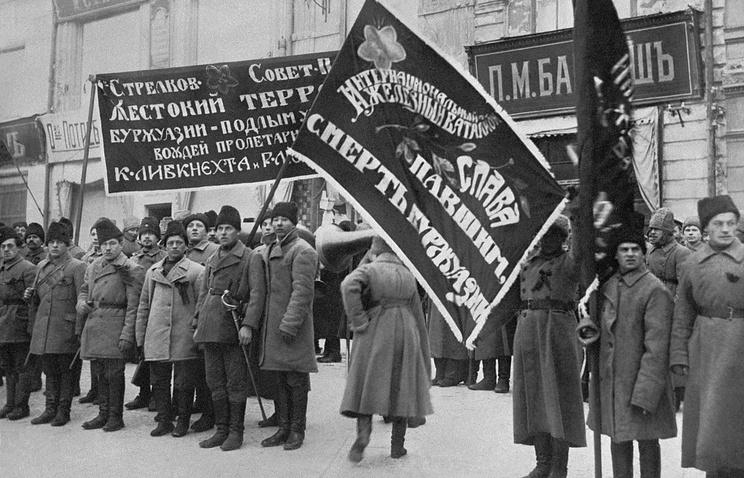 Гражданская война. Юденичский фронт. 1919 год