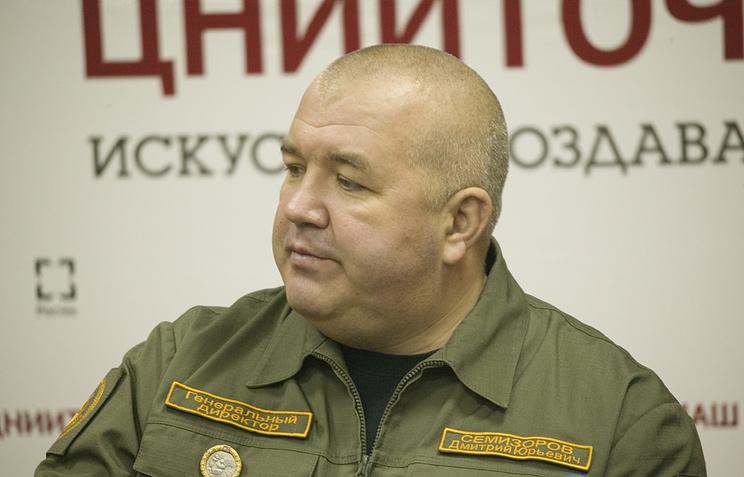 Генеральный директор ЦНИИТОЧМАШ Дмитрий Семизоров