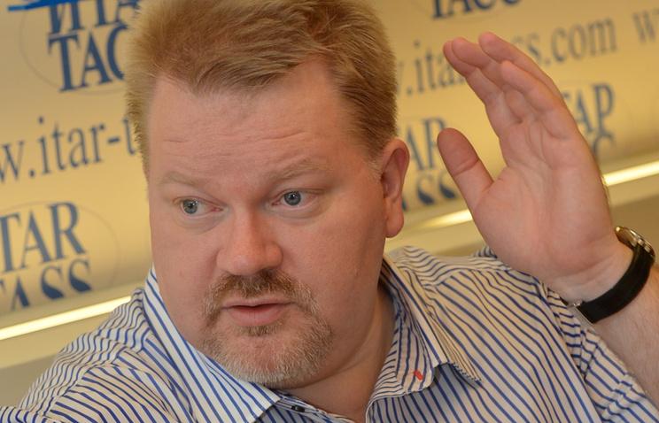 Правозащитник Йохан Бекман