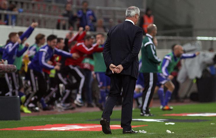 Клаудио Раньери после поражения своей команды от сборной Фарерских островов