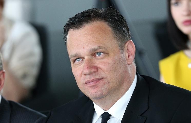 Президент Microsoft в России Павел Бетсис