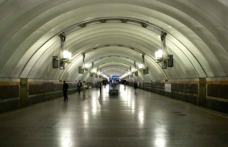 "Станция метро ""Лиговский проспект"""