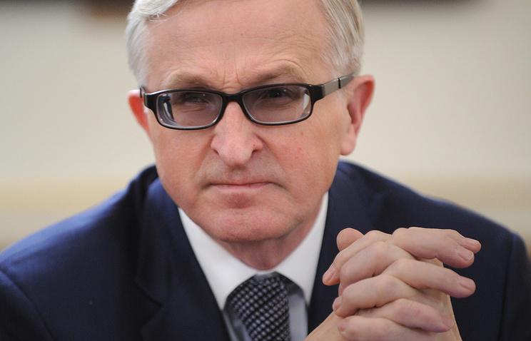Президент РСПП Александр Шохин