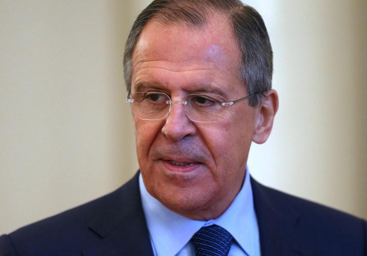 Глава российского дипведомства Сергей Лавров