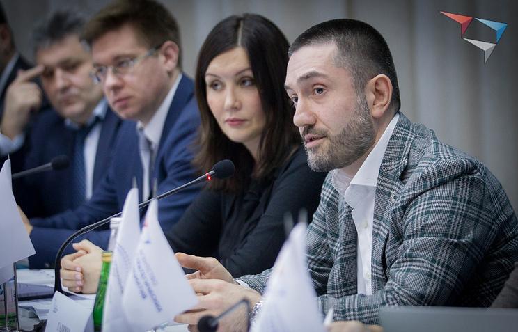 Руководитель представительства АСИ в Северо-Кавказском федеральном округе Анвар Гаджиев