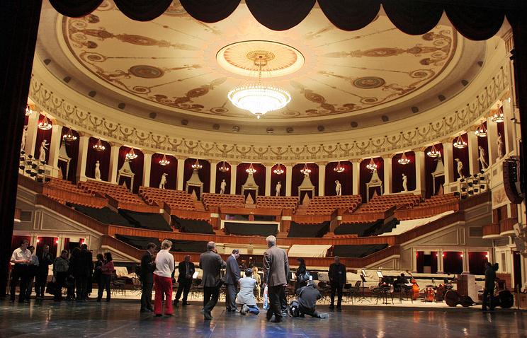 Новосибирский государственный академический театр оперы и балета. Архив