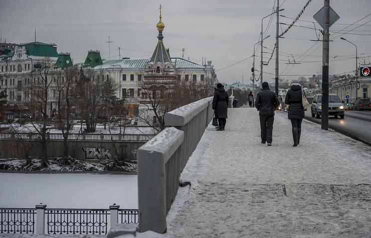 Город Омск. Архив